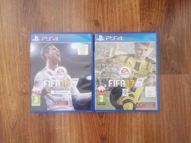 Продам Fifa 17,18