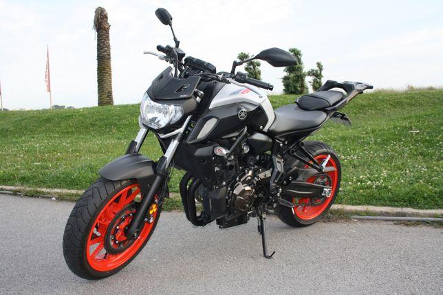 Yamaha MT 07 2019 INCRÍVEL