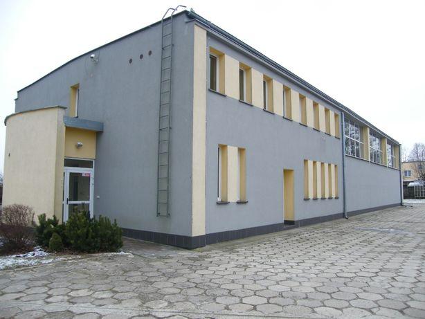 Hala do wynajęcia 1 km od krajowej 11, Nowa Wieś Ujska