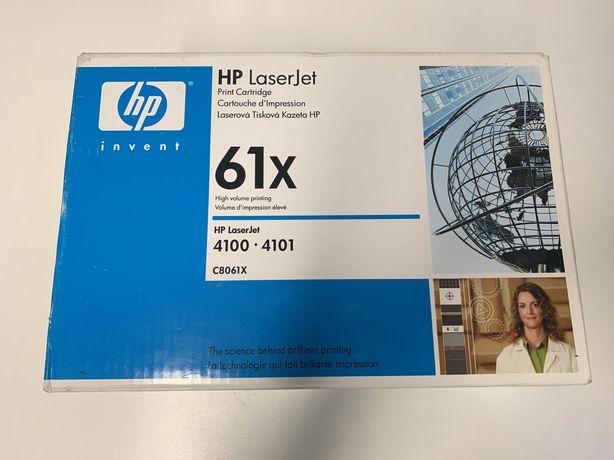 Toner HP original 61X