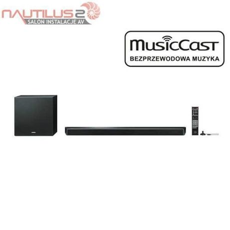 Yamaha YSP-2700 soundbar Wifi Bluetooth subwoofer | Raty 30x0%
