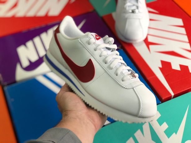 Кроссовки Nike Cortez Basic Leather ОРИГИНАЛ 819719-103