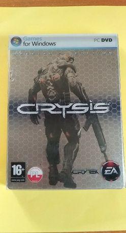 Crysis 1 Special Edition STEELBOOK - gra PC - PL