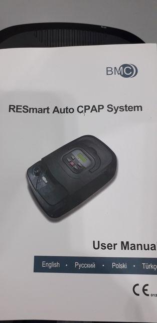 Aparat do oddychania RESmart Auto model CTX ,made in Germany