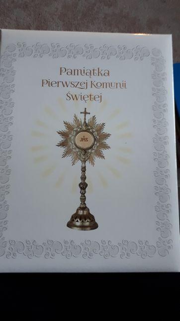 Książka ,,Pamiątka Pierwszej Komunii Świętej.