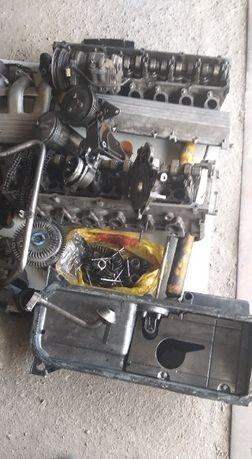 Запчасти на двигатель M51 BMW 525 TDS E34 1995 г/в.