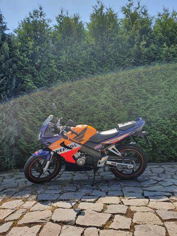 Honda CBR 125R  KAT A1 lub B