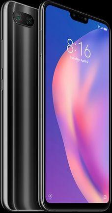 Xiaomi Mi 8 Lite Midnight Black 6/128