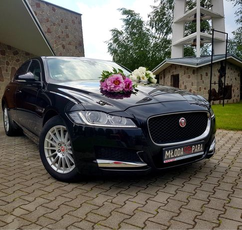 Jaguar XF PRESTIGE samochód/ auto do ślubu/ wesela okazja