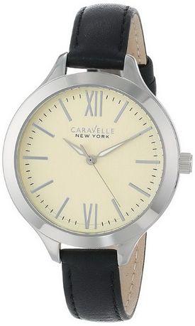 Наручные женские часы Bulova. Серия Caravelle New York. Модель 43L164