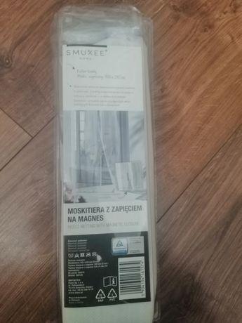 Sprzedam moskitiery z zapięciem na magnes nowe