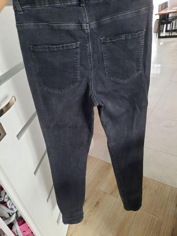 Vero moda jeansy Wysoki stan L