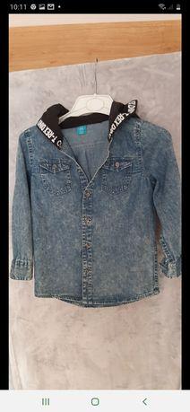 Koszula jeansowa 116