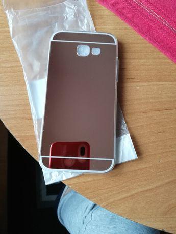 Zamienię nowe etui lustrzane do Samsunga Galaxy a5 2017