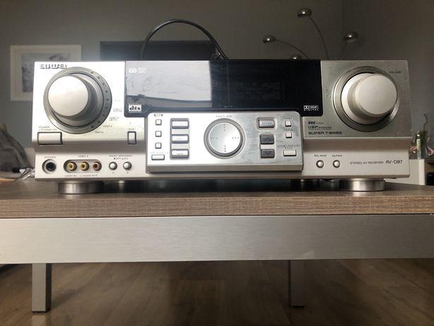 Amplituner Aiwa model AV-D97EZ
