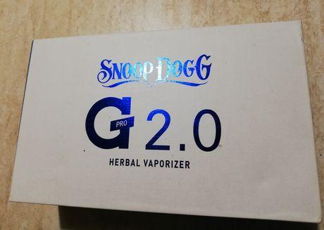 G PRO Herbal vaporizer портативный медицинский вапорайзер