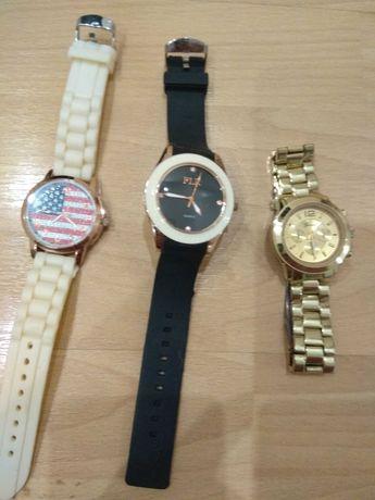 Zegarki damskie 3 sztuki