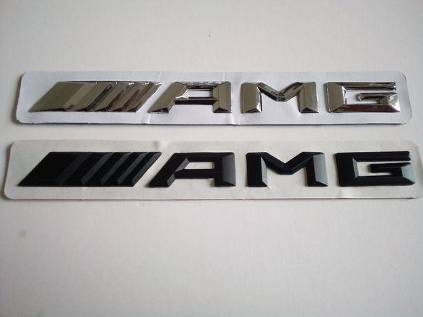 Mercedes AMG novo emblema