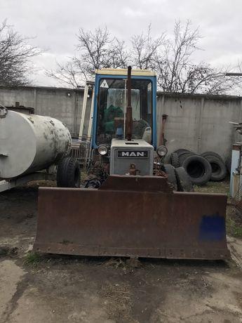 КТЗ Т-70 трактор гусеничный