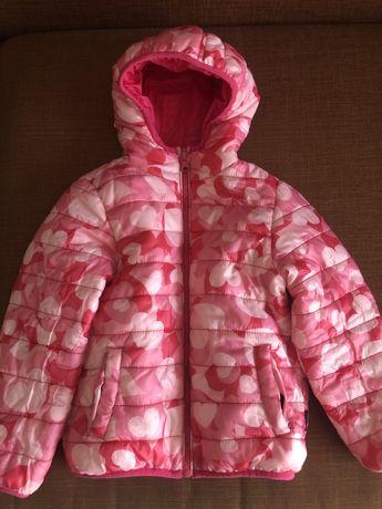 Куртка детская демисезонная на девочку