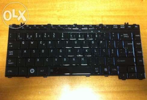 Teclas para teclado Toshiba A300 A300D