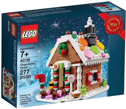 LEGO 40139: Gingerbread House (edição limitada 2015)