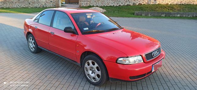 Audi A4 1.6 B Gaz