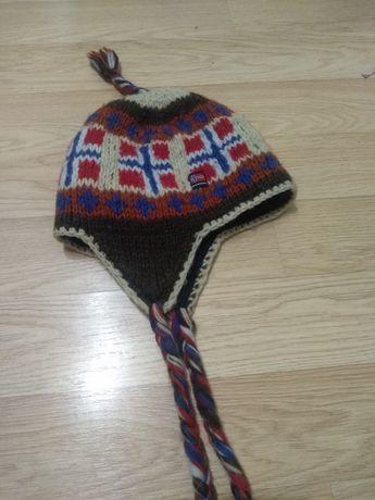 Damska czapka zimowa.