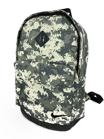 Рюкзак Nike мужской / женский городской сумка портфель камуфляжный