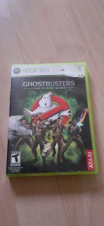Gra na xboxa Chostbustres the video Game.