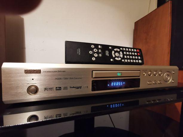 Odtwarzacz CD DVD DENON DVD-900 24bit 96kHz Pilot
