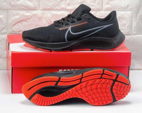 ПОДАРОК Кроссовки мужские Nike Air Zoom Pegasus 38 НАЙК 41,42,43,44,45