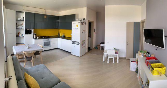Современная 2х уровневая квартира