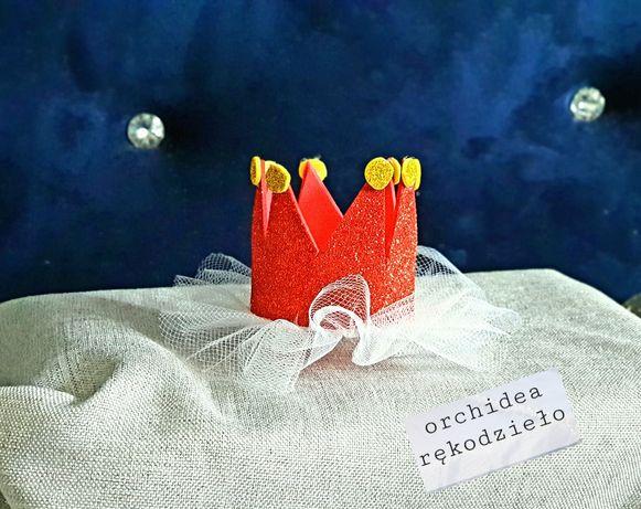 Mini korona , sesja , rekwizyt , ozdoba , urodzinki