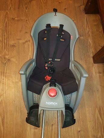 Fotelik rowerowy hamax siesta plus dwa adaptery!