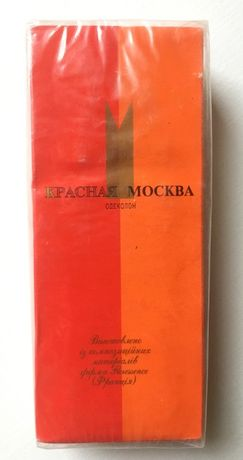 """Одеколон """"Красная Москва"""""""