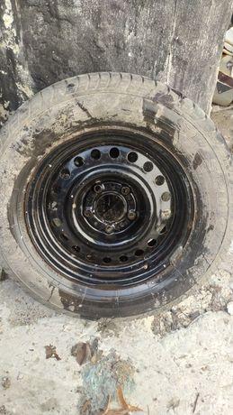 Запасное колесо bmw e34 225.55.15