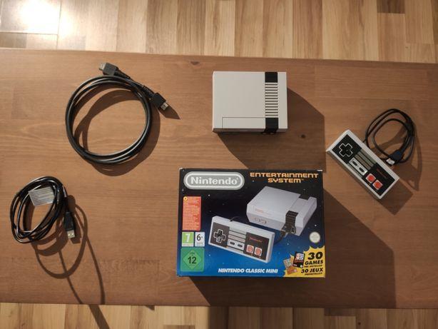 Konsola NES mini classic