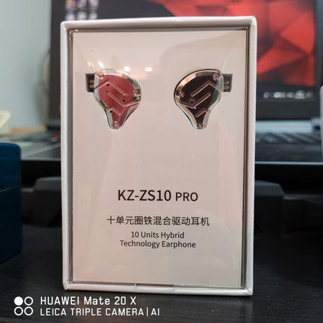 KZ ZS10 PRO ( AS10 ZSX CCA CA16 TRN VX ) 10 , 12 и 16 драйверов !!!