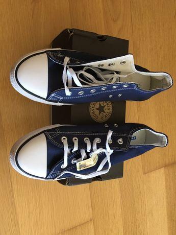 Converse All Star azuis 46