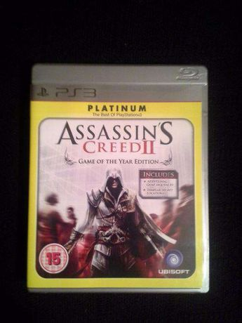 Jogo Ps3 Assassins Creed 2