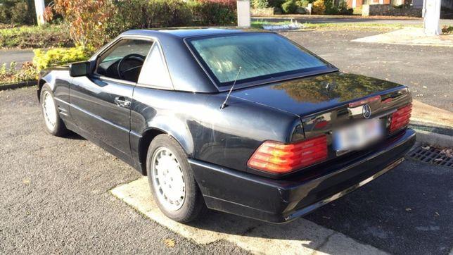 Mercedes SL500 r129 pas tylny wersja usa