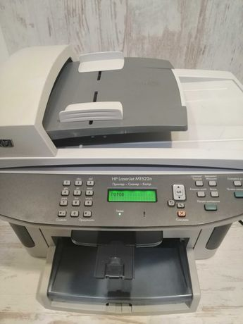 Лазерное МФУ HP LaserJet 1522n