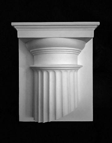 Декоративная капитель 30 x 25 см.