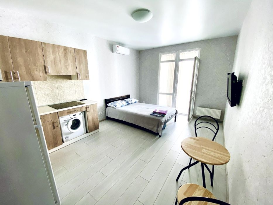 Уютная смарт-квартира в ЖК Артвиль, 7 небо, Авангард-1