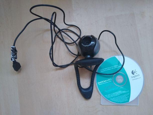Kamera kamerka internetowa Logitech