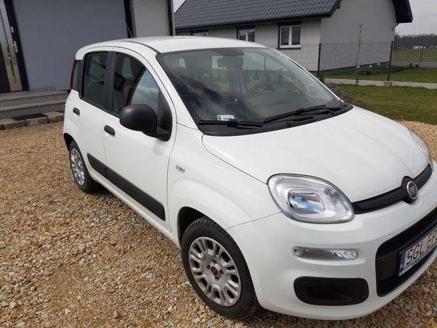 Fiat Panda 1.2 beznzyna_2015/2016_Pierwszy właściciel_salon PL