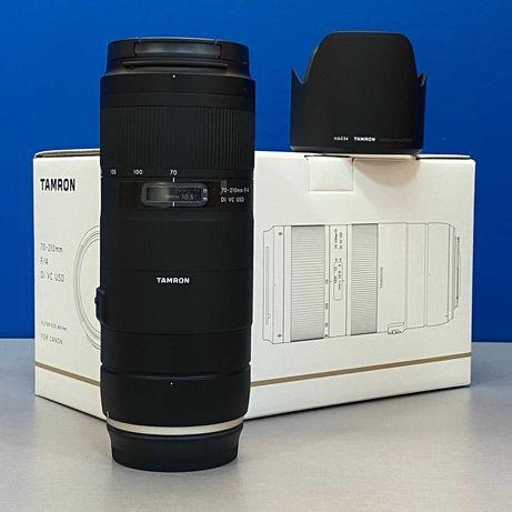 Tamron 70-210mm f/4 Di VC USD (Canon) - NOVA - 5 ANOS DE GARANTIA