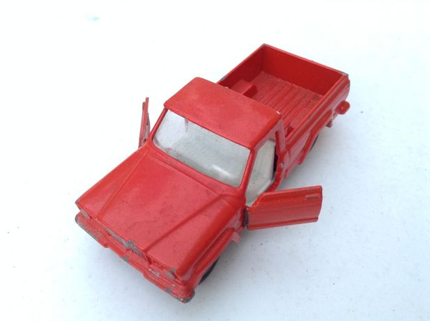 Matchbox Superfast-Lesney Jeep Gladiator carrinha caixa aberta England