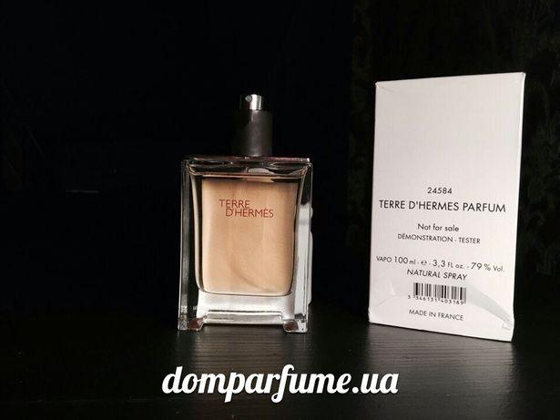 Hermes Terre dHermes (Оригинальный тестер) 100 мл